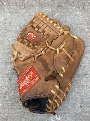 "Rawlings 12.5"" baseball glove for Sale in Miami, FL"