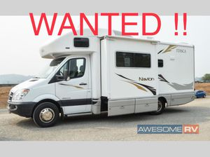 Looking for Mercedes Sprinter RV for Sale in Auburn, WA