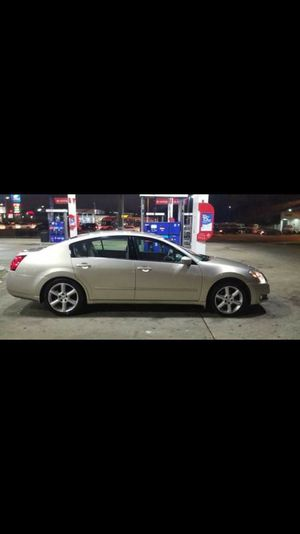 Nissan maxima for Sale in Rockville, MD