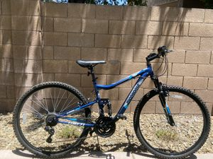 "26"" full suspension bike LIKE NEW for Sale in Peoria, AZ"