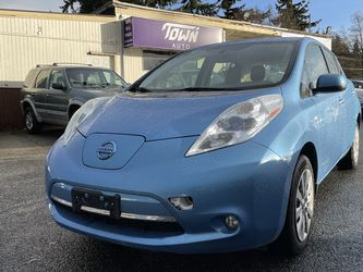 2011 Nissan Leaf for Sale in Parkland,  WA