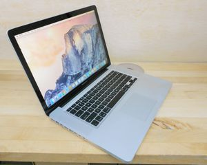MacBook Pro 15inch 2008 Apple for Sale in Silver Spring, MD