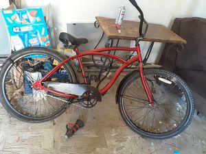 26 Huffy Men&Amp;#X27;S Cranbrook Cruiser Bike, Red for Sale in Rialto, CA