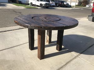 PRICE DROP...Custom made table for Sale in Tulare, CA
