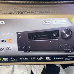 Never Used Home Entertainment Onkyo Reciver for Sale in Fresno,  CA