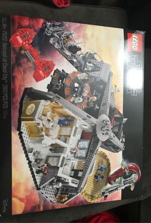 Lego 75222 betray at cloud city for Sale in San Francisco, CA