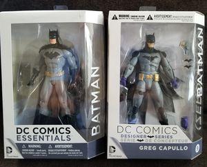 DC Comics Collectibles BATMAN Designer Series Essentials Action Figure Zero Year for Sale in San Diego, CA