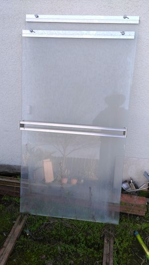 Shower doors glass for Sale in Dinuba, CA