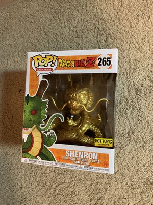 Shenron Dragon Ball Z HT Exclusive for Sale in Everett, WA