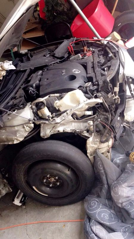 2009-2014 NISSAN MAXIMA PARTS ONLY