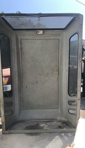 FREE FREE Camper shell for Sale in Santa Ana, CA