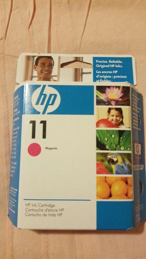 HP 11 magenta for Sale in Brea, CA