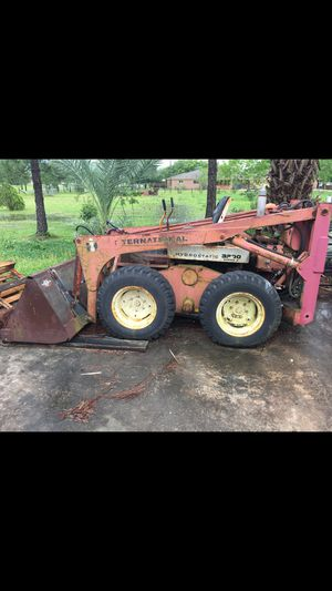 Antique Bobcat/skid steer for Sale in Dickinson, TX