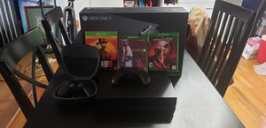XBox One X Super Bundle for Sale in Woodway, WA