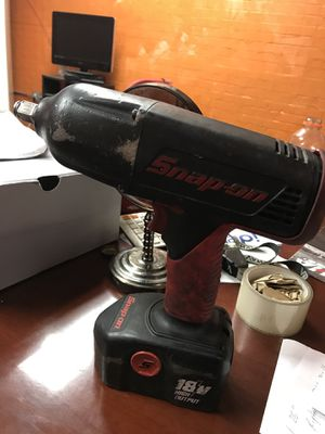 Snap on 1/2 impact for Sale in Austin, TX