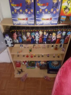 Dragonballz action figures lot + lots of extras $450 for Sale in Perris, CA