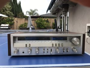Pioneer sx-3700 receiver for Sale in San Diego, CA