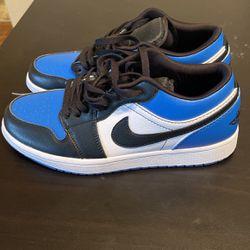 Jordan 1 Low's Royal Blue for Sale in Norman,  OK