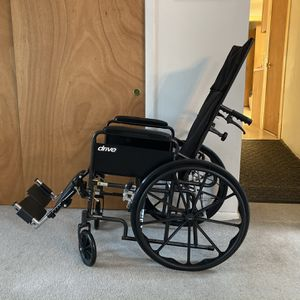 Reclining Wheelchair for Sale in Emerson, NJ