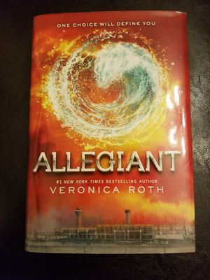 Allegiant by Veronica Roth for Sale in Bothell, WA