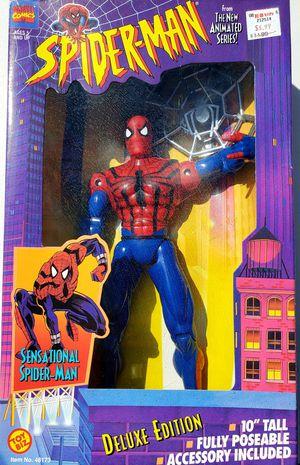 """Sensational Spiderman 10"""" 1994 Toy Biz for Sale in Montebello, CA"""