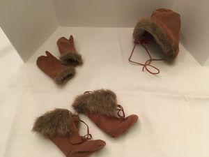 American Girl Kaya Boots/Hat/Gloves for Sale in Ocala, FL