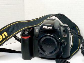 Nikon D80 Camera for Sale in Aurora,  CO