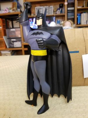 10 inch posable Batman action figure for Sale in Spanaway, WA
