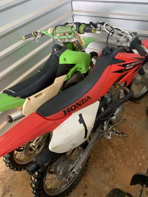 Kawasaki kx65 & Honda crf80 for Sale in Powder Springs, GA
