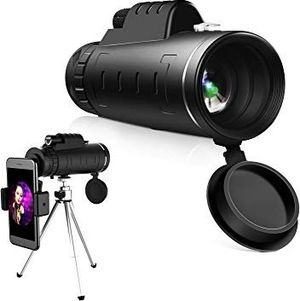 Monocular telescope. New. Withstand cell phone attachment for Sale in Riverside, CA