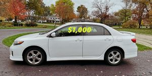 Price$1000 URGENT Selling my 2012 Toyota Corolla for Sale in Alameda, CA