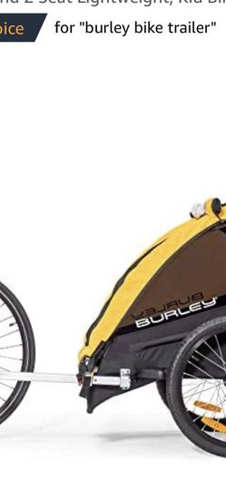 Burley Bee Bike Trailer for Sale in San Diego,  CA
