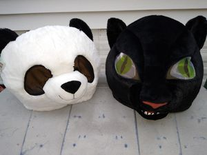 3 but g Halloween masks for Sale in IL, US