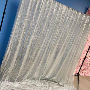 Sequin Backdrops for Sale in San Bernardino, CA