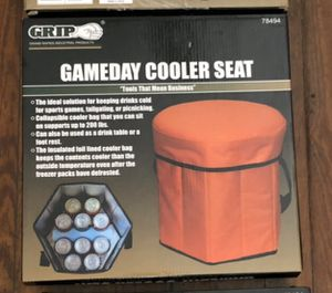Gameday Cooler Seat for Sale in Greenwood, IN