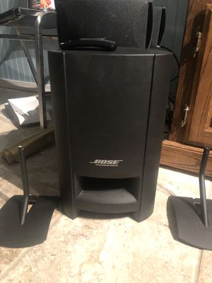 Bose 2.1 cinematic home theatre system for Sale in Portland, OR