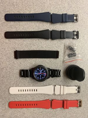 Samsung Gear S3 Frontier, Multiple Bands, Great Condition! for Sale in San Diego, CA
