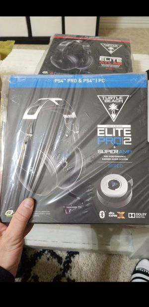 Turtle beach headsets for Sale in Spring, TX