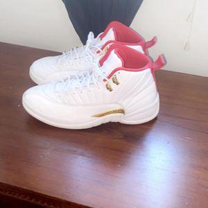 Jordan 12 fiba size 10.5 for Sale in Lawrenceville, GA