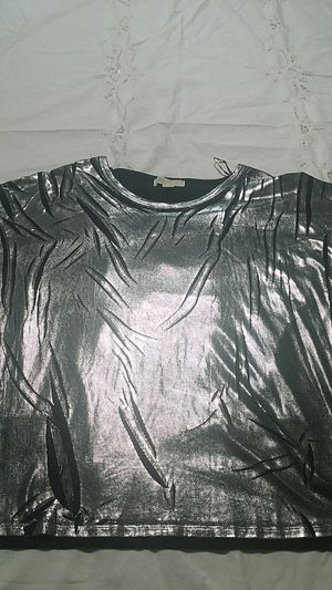 Michael Kors silk top - M for Sale in Houston, TX