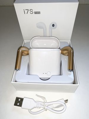 Wireless EarPods i7S GOLD for Sale in Los Angeles, CA