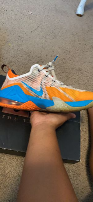 lebron 12 low cav classic for Sale in Lewisburg, PA