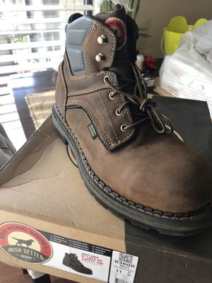 Red Wing boots for Sale in Riverside, CA