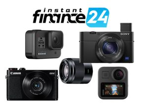 NEW CAMERAS SONY GO PRO NIKON LUMIX FINANCING for Sale in Los Angeles, CA