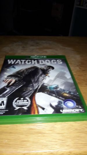 Watch dogs Xbox one for Sale in Shelton, WA