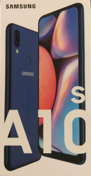 UNLOCKED SAMSUNG GALAXY A10s BLUE 4GLTE 32GB ANDROID DUAL CAMERA NEW IN BOX T-MOBILE AT&T CRICKET METROPCS & MORE***PRICE IS FIRM for Sale in Los Angeles, CA