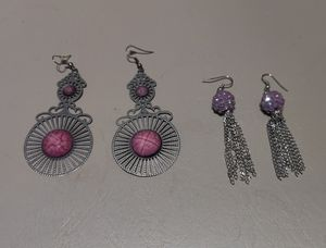 Dangle earrings for Sale in Winter Haven, FL
