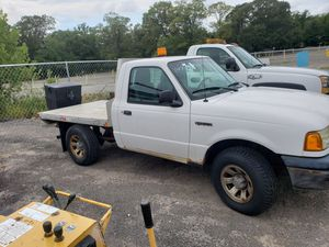 2005 Ford Ranger aluminum flatbed for Sale in Lake Shore, MD