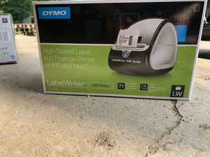 Dymo Label Printer for Sale in Columbus, OH
