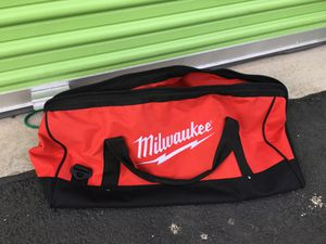 Milwaukee Tool Bag for Sale in North Las Vegas, NV